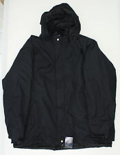 NWT Port Authority Waterproof 3 in 1 Jacket Parka Black 4XL 02704