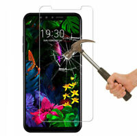 For LG G8s ThinQ - 100% Genuine Tempered Glass Film Screen Protector New