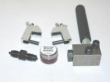 """Brake pipe flaring tool (3/16"""" SAE ) From Powerhand + 2 Trident pipe clamps"""