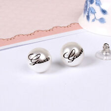 boucles d'oreilles guess perle earrings, orecchini, ohrringe