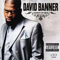 Certified - Banner, David - CD 2005-09-20