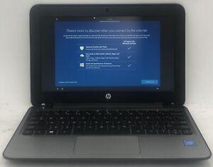 HP Stream 11 Pro G2- 32 GB eMMC, 2GB RAM, Intel Celeron N3050 CPU, Win 10 Pro