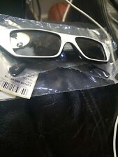Cutler and Gross 1367-04 WHITE ON MATTE BLACK SUNGLASSES NWT