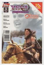 Xena: Warrior Princess: The Orpheus Trilogy #1 (Mar 1998, Topps) Photo Cover w