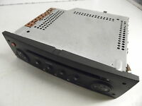 Renault Scenic radio & cd player 8200300858 RENRDW131-10 (code not included)