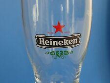 Beer Drink Glass ~ Heineken Bier ~ Zoeterwoude, Netherlands Brewery; Opened 1864