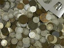 COLLECTORS SPECIAL: $50 LOT OF COINS HUNDRED YEARS OR OLDER -WITH SILVER-