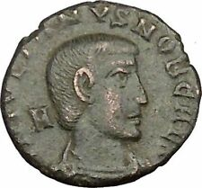 Julian II as Caesar 355AD Authentic Ancient Roman Coin Battle Horse man i39103