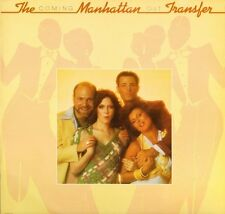 THE MANHATTAN TRANSFER coming out K50291 A1/B1 1st pressing uk 1976 LP PS EX/EX