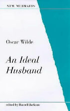 Ideal Husband (New Mermaids)-ExLibrary