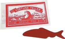30 x Magico Cartomante Pesce Natale Cracker Regalo Giocattoli 00479