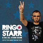 Live At The Greek Theatre 2008 - Ringo & His All Starr Band Sta (2010, CD NUEVO)