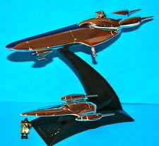 STAR WARS MICRO MACHINES ACTION FLEET TPM ROYAL STARSHIP ALPHA SERIES LOOSE