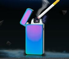 The Inferno Dual Beam Lighter-No Gas, Windproof, Recharge-New Desgin, Europe too