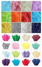 More details for acid free tissue paper sheets & shredded hamper paper