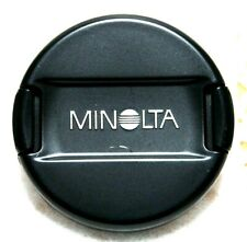 Minolta Genuine Original LF-1155 55mm Front Lens Cap Japan Snap-On mm5161