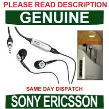 GENUINE Sony Ericsson EARPHONES XPERIA RAY ST18i Phone handsfree mobile original