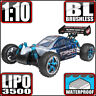 Redcat Racing Tornado EPX Pro 1/10 Scale RTR Brushless RC Buggy Blue Silver