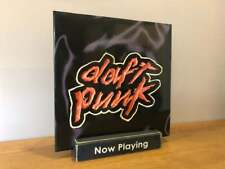 NOW PLAYING LP RECORD SLEEVE HOLDER | VINYL SLEEVE DISPLAY STAND - BLACK