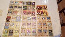 Lot of 90 Mint Assorted Random Rare Pokemon Cards 1995 Pikachu Dragonite