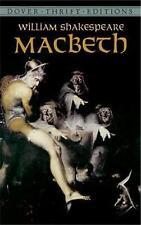 Macbeth by William Shakespeare (Paperback, 1993)