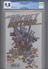 Rocket Raccoon #10 CGC 9.8 2015 Marvel Scottie Young Story and Cover:NEW Frame