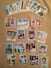 Topps Baseball Cards 1969. Lot Of 71 Commons. Various #300- #397.