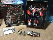 Takara Transformers Tomy Japanese Classics Voyager C-01 Optimus Prime Action...