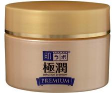【NEW】 Rohto Hadalabo Hada labo Gokujyun Premium Hyaluronic Cream 50g Japan Impor