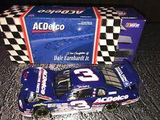 1999 Dale Earnhardt Jr 3 AC Delco Action 1:24 Diecast