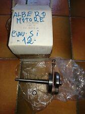 ALBERO MOTORE  UTM  PIAGGIO SI - CIAO - BOXER  SPINOTTO 12