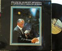 FRANCIS ALBERT SINATRA & ANTONIO CARLOS JOBIM ~ VINYL LP MONO