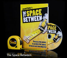 The Space Between Stage Magic Tricks Mentalism Close Up Gimmicks Comedy