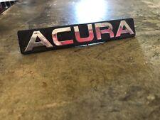 1990 Acura Legend Front Grille Emblem