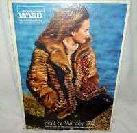 Montgomery Wards 1979 Fall and Winter Catalog Hard Cover Store Issue