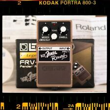 Boss FRV-1 63 Fender Reverb Pedal - Full Set