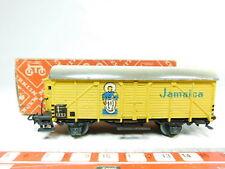 BH447-0,5 # märklin H0 /00/ AC Guss-Bananenwagen Jamaica 326.2 Assi a Tronco Sg