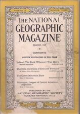 national geographic-MAR 1927-IRELAND:THE ROCK WHENCE I WAS HEWN.