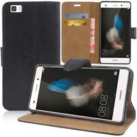 Housse Etui Coque Portefeuille Pochette Livre pour Huawei P8lite ALE-L21
