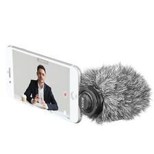 BOYA BY-DM200 Digital Stereo Condenser Shotgun Microphone For iPhone 8 x 7 iPod