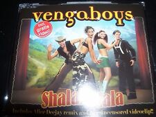Vengaboys ‎– Shalala Lala Australian CD Single – Like New