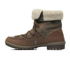 MERRELL Emery lacets cuir brun cheville chaude femmes bottes hiver taille 4.5