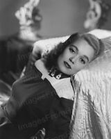 8x10 Print Jane Wyman Beautiful Portrait #JWPO