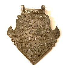 Old amulet pendant.silver amulet . Jewels talisman pendant. Bride pendant