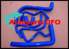 For HOLDEN Commodore Blue silicone hose  VY V6 02-04 Statesman WK V6 03-04 3.8L
