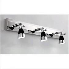 Modern 3w LED Wall Lights Aisle/bathroom Light Dressing Table Mirror Lamp 7002u 3 Head White Light