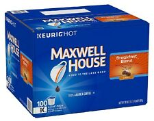 Maxwell House Breakfast Blend K-cup Coffee Pods (100 ct.) Free Shipping