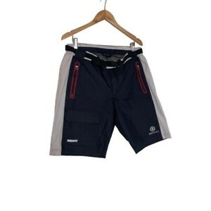 Henri Lloyd Grey Sailing Shorts M