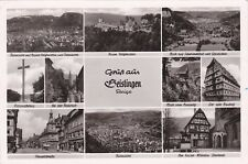 Geislingen / Steige  , Ansichtskarte,  gelaufen