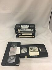 Lot of 6 Vhs Cassette Mr Smith Goes to Washington, The Nun's Story & .